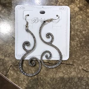 Brighton French Wire Earrings NWT